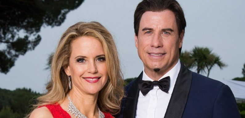 John Travolta Discusses His Grief After Wife Kelly Preston's Death