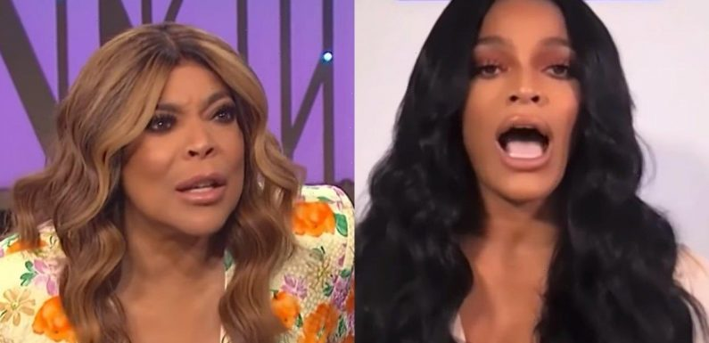 Joseline Hernandez and Wendy Williams Involved in Heated Argument on Live TV