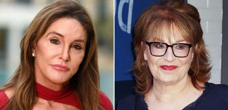 Joy Behar Apologizes for Misgendering Caitlyn Jenner on 'The View'