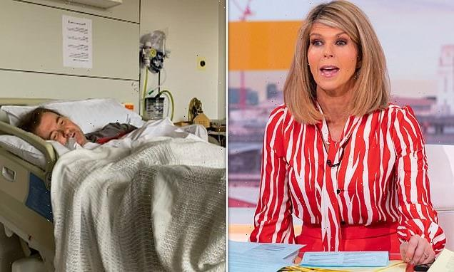 Kate Garraway reveals Derek Draper had rare brain inflammation
