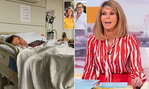 Kate Garraway reveals her Covid-stricken husband's last words to her