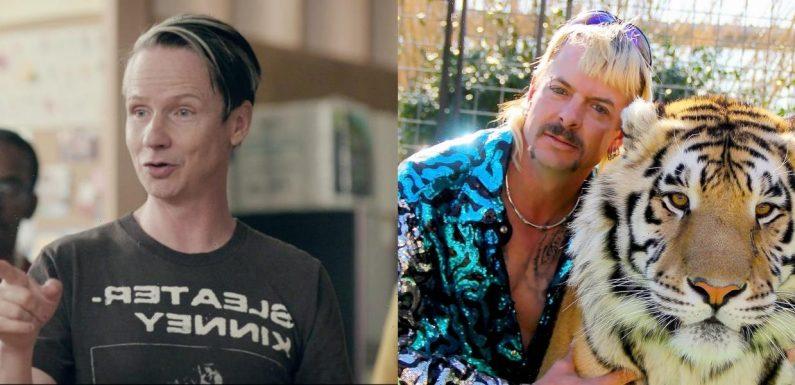 Kate McKinnon's 'Joe Exotic' Series Casts John Cameron Mitchell as Its Tiger King