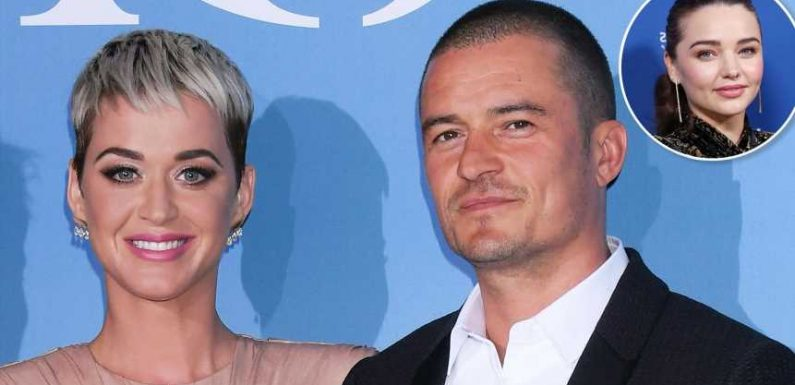 Katy Perry and Orlando Bloom 'Fight Over' Miranda Kerr's $58 Moisturizer
