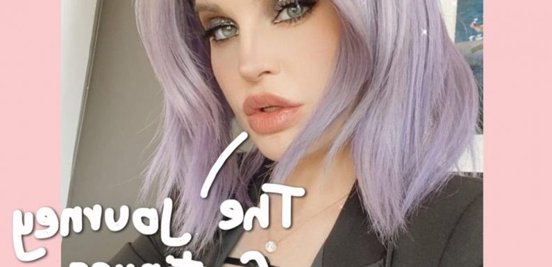 Kelly Osbourne Reveals Relapse After Almost 4 Years Of Sobriety: 'Not Proud Of It'