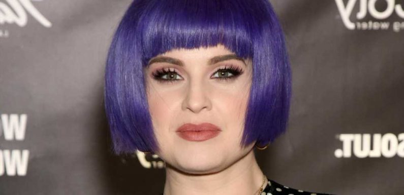 Kelly Osbourne debuts new hair after relapse: 'New outlook'