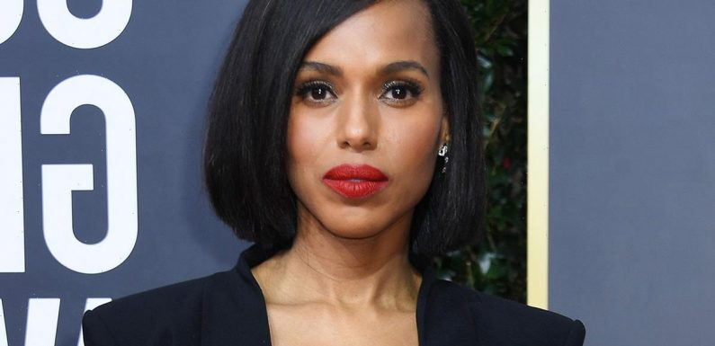 Kerry Washington deletes tweet after backlash for suggesting DMX and Prince Philip are both going to heaven