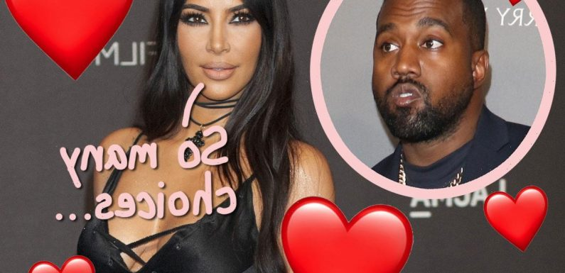 Kim Kardashian FLOODED With A-List & Ultra-Rich Suitors Amid Kanye Divorce!