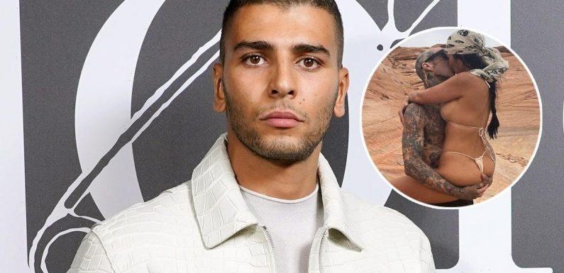 Kourtney Kardashian Ex Younes Bendjima Says No Shade Toward Travis Barker in Deleted Quote