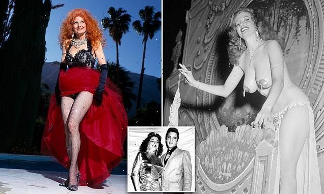 Legendary burlesque dancer Tempest Storm dies age 93