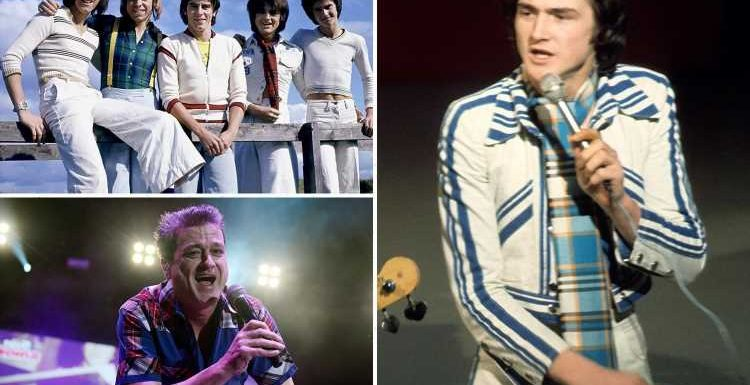 Les McKeown dead at 65: Bay City Rollers singer dies suddenly as bandmates pay tribute