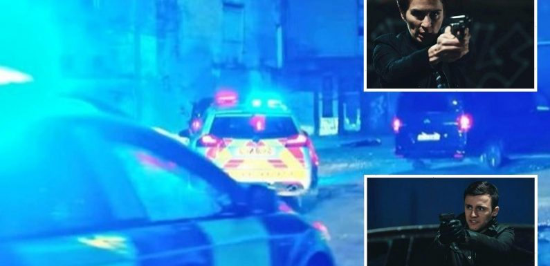Line of Duty fans convinced they've solved shoot-out twist as dead body spotted in background of scene