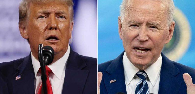 Little steps: Team Biden finally starts imitating Trump's successful border policies