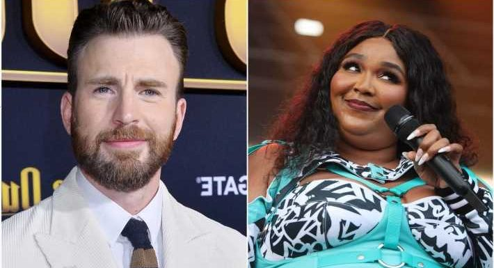 Lizzo drunkenly sent a flirty DM to Chris Evans: See his hilarious response
