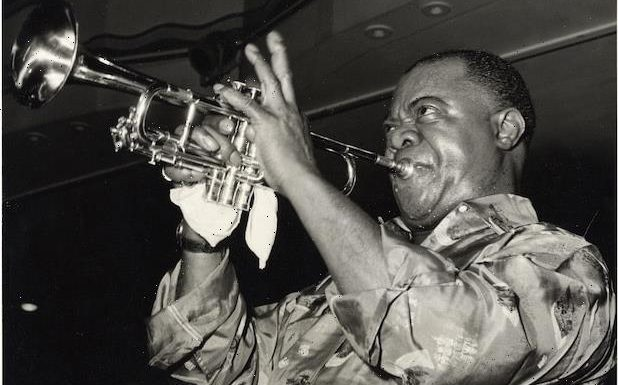 Louis Armstrong Documentary 'Black & Blues' Set at Apple