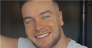 Love Island's Chris Hughes says he's 'happy in his own skin' after gaining weight during lockdown