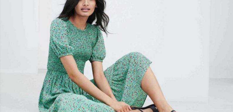 M&S X Ghost Summer 21 Collection is available to buy now – and we want it all