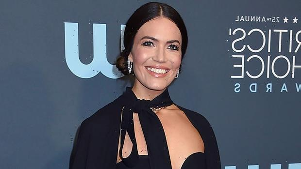 Mandy Moore Pumps Breast Milk While In Character As Old Rebecca On 'This Is Us' Set