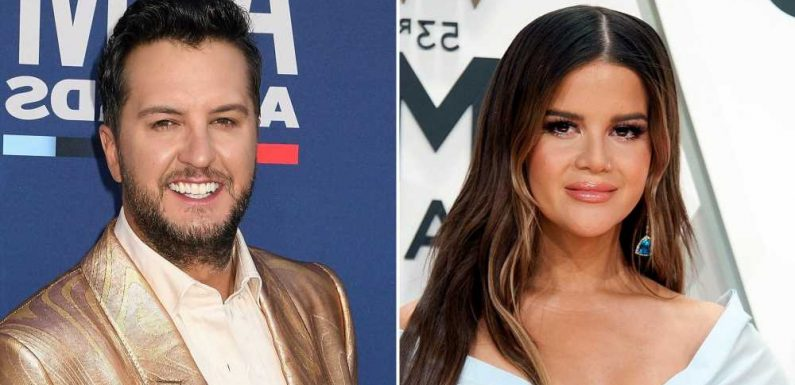 Maren Morris Reacts to Claim That Luke Bryan Is Her Son's Father