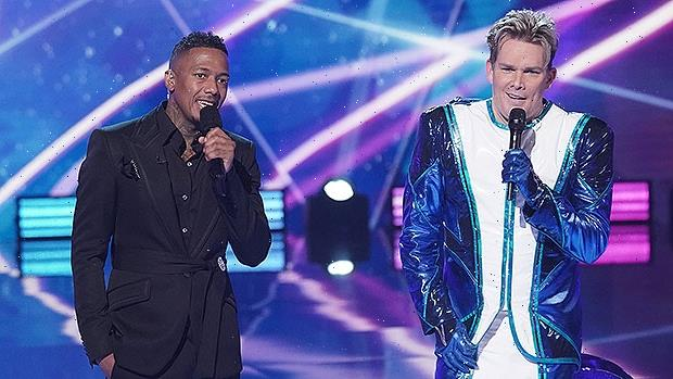 Mark McGrath Reveals Why He Did 'The Masked Singer': It 'Scared' The 'Daylights Out Of Me'