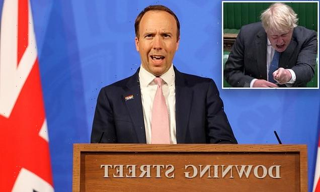 Matt Hancock REFUSES to answer questions on Downing Street flat row