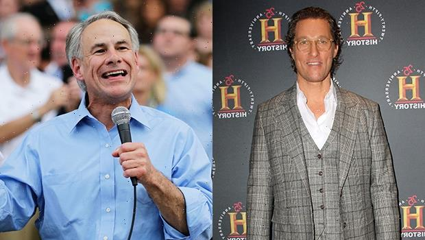 Matthew McConaughey Polls Higher Than Greg Abbott for TX Governor: What He's Said About Running