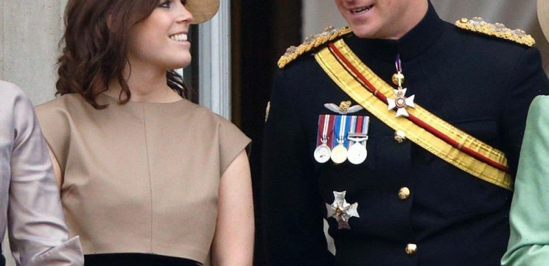 Meghan Markle and Prince Harry's 'close bond' with Eugenie sets her up as peacekeeper with William