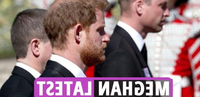 Meghan Markle news latest – Prince Harry 'treated frostily, snubbed by many top royals and could leave the UK tomorrow'