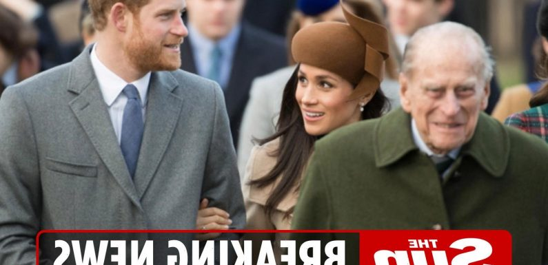 Meghan Markle told NOT to attend Prince Philip's funeral due to pregnancy but Harry will be there