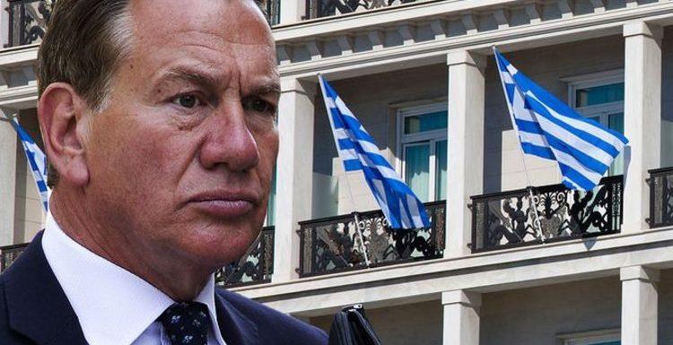 Michael Portillo dismantled EU as bloc 'knew Greece rigged' figures to enter euro