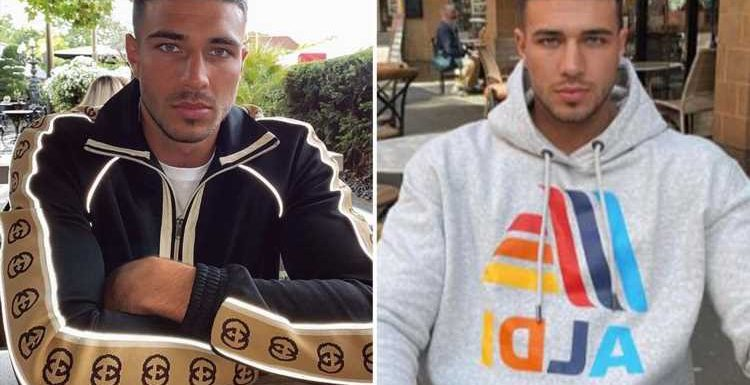 Millionaire Tommy Fury reveals he's signed with budget shop Aldi to launch clothing range