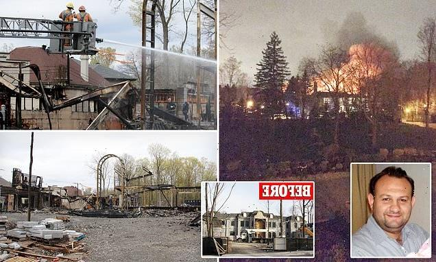 Montreal mansion of embattled Pornhub founder burns down in arson
