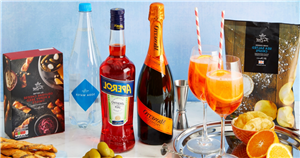 Morrisons launch Aperol cocktail box that's perfect for the bank holiday weekend
