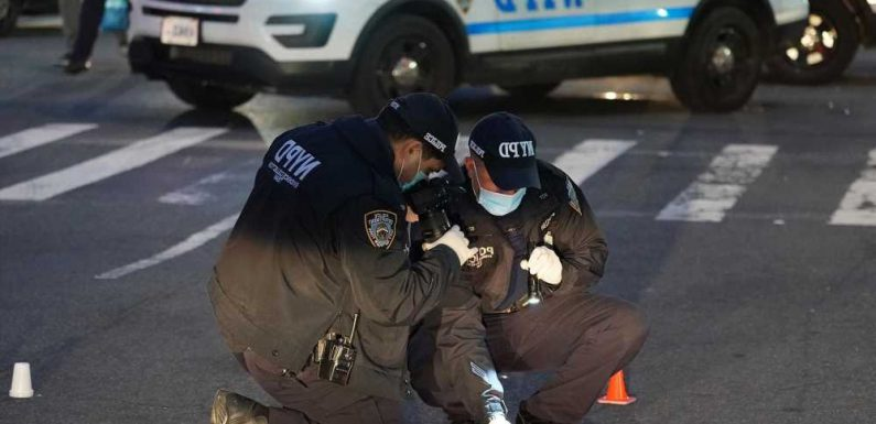 NYC shootings continue to skyrocket, NYPD stats show