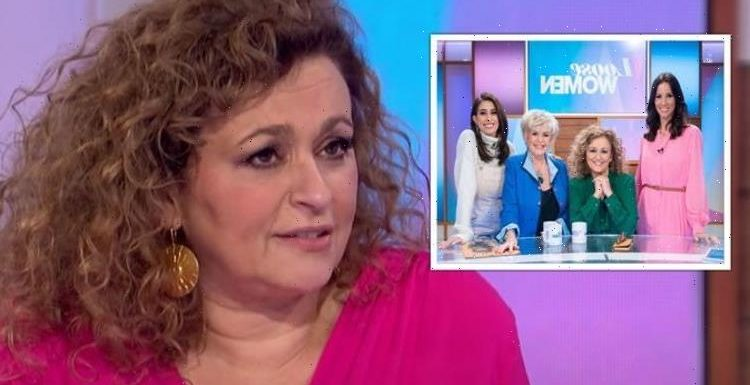 Nadia Sawalha hints at Loose Women co-stars' off-air antics 'There is a code of behaviour'