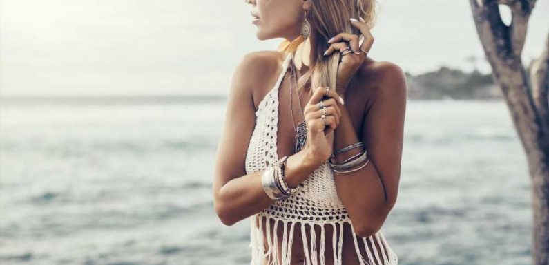 Nail the Boho-Chic Vibe With These 17 Top-Rated Swimsuits