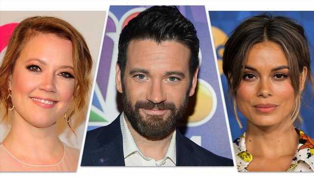 Nathalie Kelley, Colin Donnell & Patti Murin Star in Hallmark Spy Film