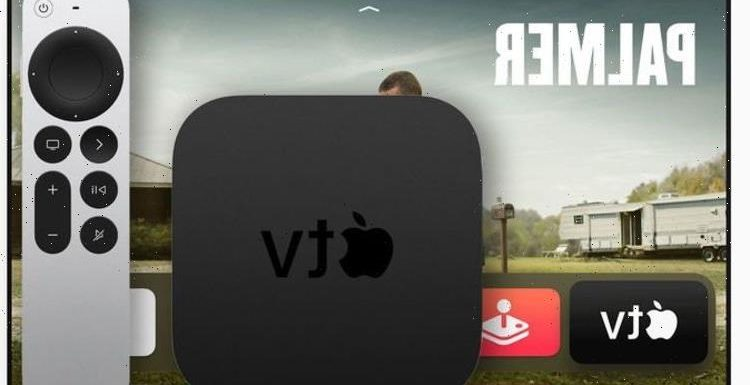 New Apple TV uses your iPhone to bring the ultimate picture quality to your television