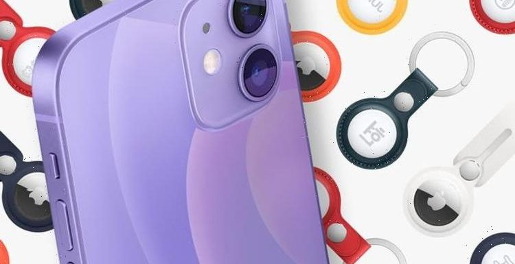 New iPhone 12 and Apple AirTags released tomorrow – here's how to make sure you get one