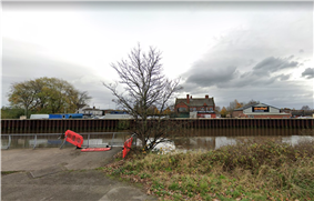 OAP, 74, pushed into freezing cold river by teenagers who laughed and ran away