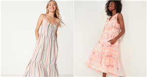Old Navy's Sundresses Brighten Even Cloudy Spring Days — and Our Picks Are Under $45