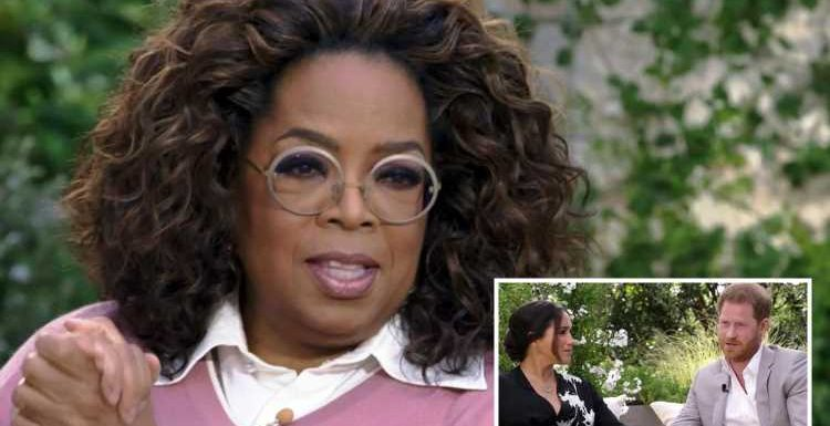 Oprah insists Meghan Markle was 'truthful' in interview & says she didn't realise 'racist' claims would be so impactful