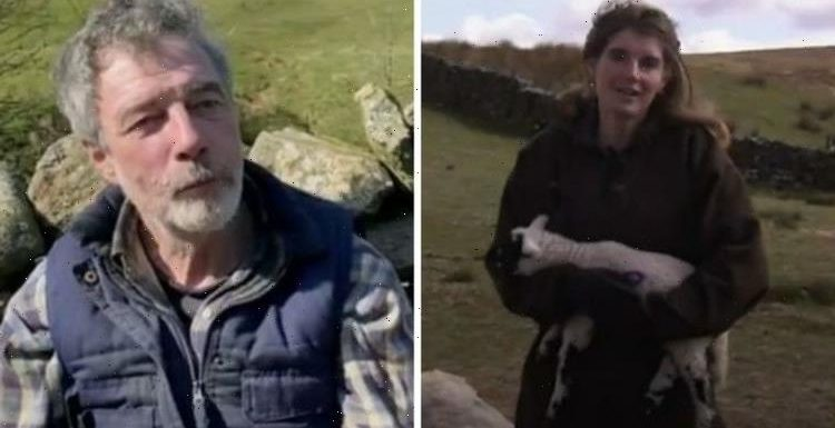 Our Yorkshire Farm's Amanda details 'slow burn' romance with husband Clive