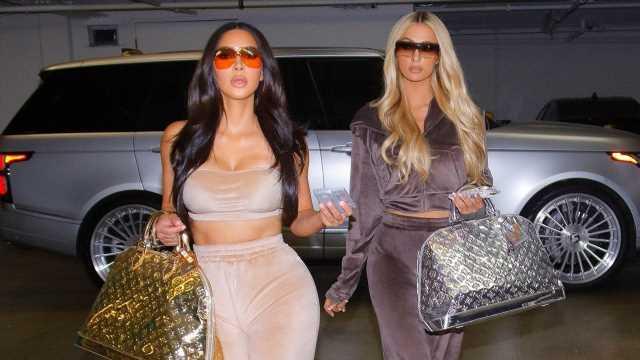 Paris Hilton Makes an Appearance on 'KUWTK' Final Season