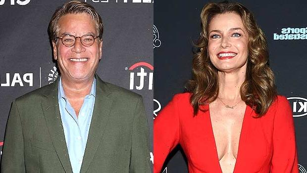 Paulina Porizkova & Director Aaron Sorkin Are Dating & Expected To Walk Oscars Red Carpet Together