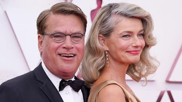 Paulina Porizkova Details Her 'Lovely' Oscars Date With Aaron Sorkin: We 'Snuggled'