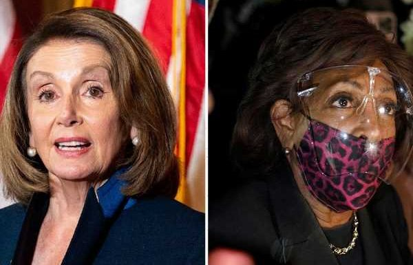 Pelosi faces calls to resign after saying Maxine Waters doesn't need to apologize for 'inciting riot'