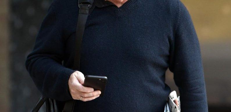 Piers Morgan claims Sarah Ferguson sent him a message of support