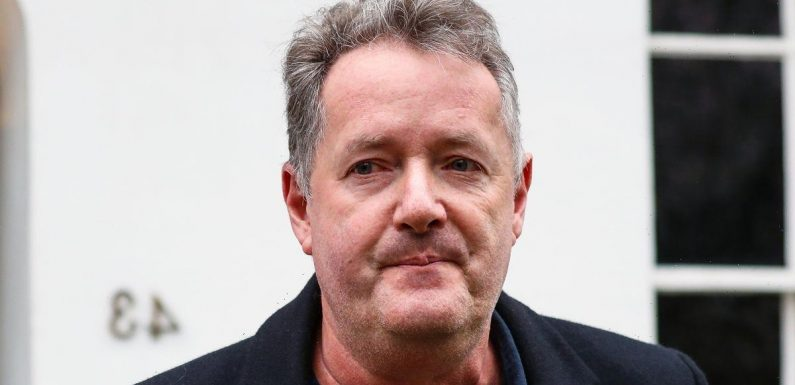 Piers Morgan hints he's replacing Jon Snow as Channel 4 legend steps down
