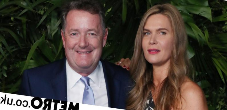 Piers Morgan's wife Celia urges fans to keep quiet as she loses wedding ring
