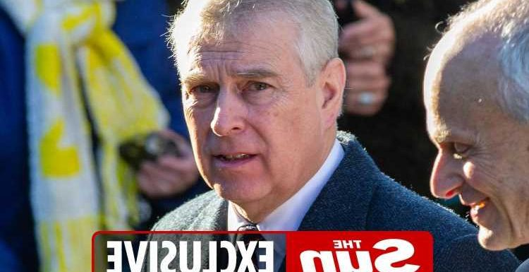 Prince Andrew security scare as woman arrested wandering around grounds days after Philip funeral